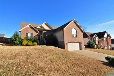 Clarksville Single Family Home For Sale: 733 W Accipiter Cir