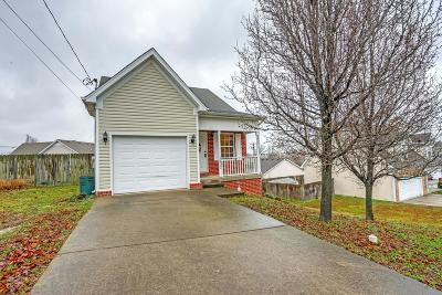 Lavergne Single Family Home For Sale: 1402 Ardee Dr