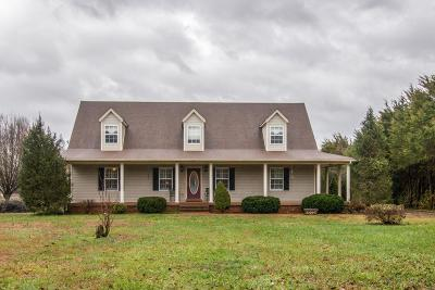 Marshall County Single Family Home Under Contract - Showing: 2045 Franklin Pike