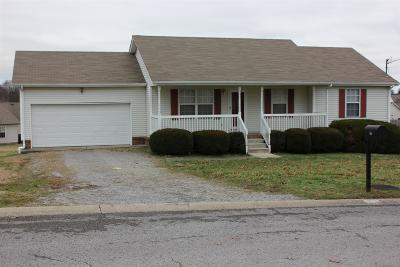 Lavergne Single Family Home Under Contract - Showing: 204 Poulan Ct