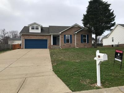 Montgomery County Single Family Home Under Contract - Showing: 1804 S Cottingham Ct