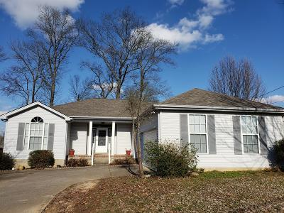 Lavergne Single Family Home Under Contract - Showing: 625 Rocky Ridge Cir