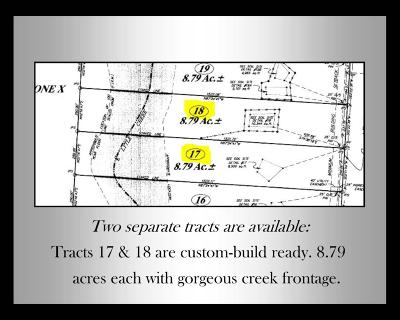 Murfreesboro Residential Lots & Land For Sale: 17 Johnson Rd