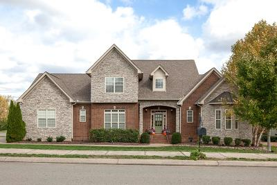 Spring Hill Single Family Home For Sale: 4018 Miles Johnson Pkwy