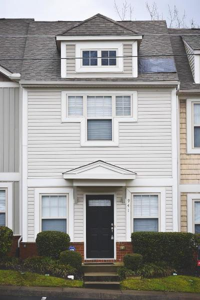 Antioch Condo/Townhouse For Sale: 5170 Hickory Hollow Pkwy #941