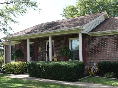 Springfield Single Family Home Under Contract - Showing: 5050 Highway 49w