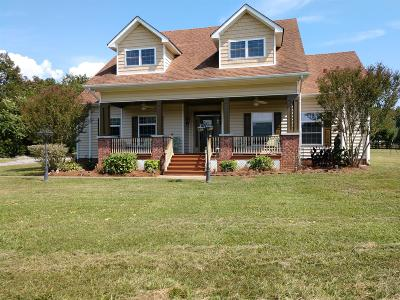 Mount Juliet Single Family Home Under Contract - Not Showing: 3762 Rockdale Fellowship Rd