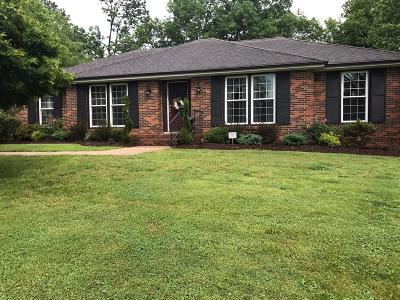 Clarksville Single Family Home For Sale: 2 Trahern Ter