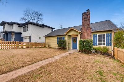 Single Family Home Under Contract - Showing: 800 Halcyon Ave