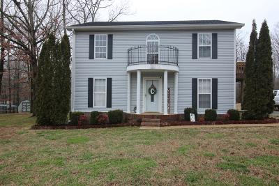 Nunnelly Single Family Home For Sale: 4255 Bellview Dr