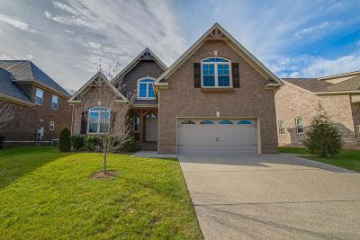 Spring Hill Single Family Home Under Contract - Showing: 3013 Foust Dr