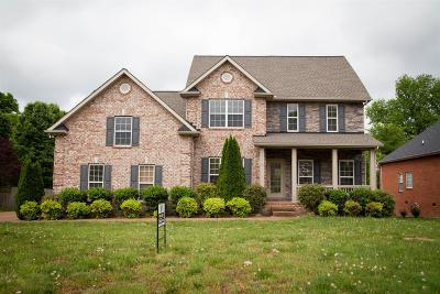 Thompsons Station  Rental Under Contract - Not Showing: 2799 New Port Royal