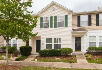 Antioch Condo/Townhouse For Sale: 5808 Monroe Crossing