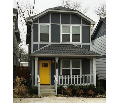 East Nashville Single Family Home Under Contract - Not Showing: 920 A Elvira Ave