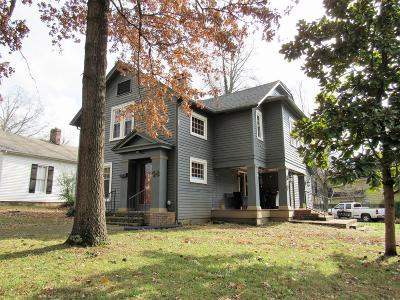 Christian County Single Family Home For Sale: 2122 S Main