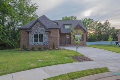 Single Family Home For Sale: 2205 Lionheart Dr