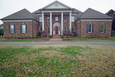 Hendersonville Single Family Home Under Contract - Not Showing: 102 Riva Ridge