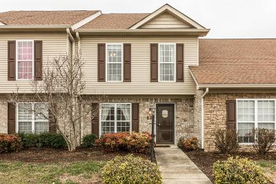 Gallatin Condo/Townhouse Under Contract - Showing: 1182 Long Hollow Pike # E2