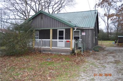 Decherd Single Family Home For Sale: 502 N 2nd St