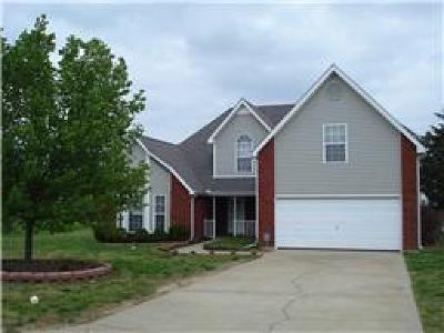Lavergne Single Family Home Under Contract - Showing: 202 Jack Patton Cv