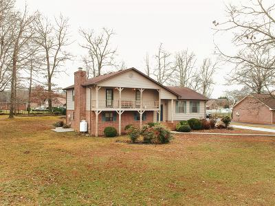 Manchester TN Single Family Home Sold: $227,000