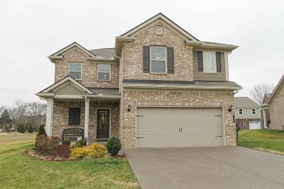 Gallatin Single Family Home For Sale: 417 Blackthorn Ln