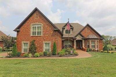 Mount Juliet Single Family Home Under Contract - Showing: 1110 Garrett Way