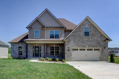 Clarksville Single Family Home For Sale: 219 Melbourne Dr
