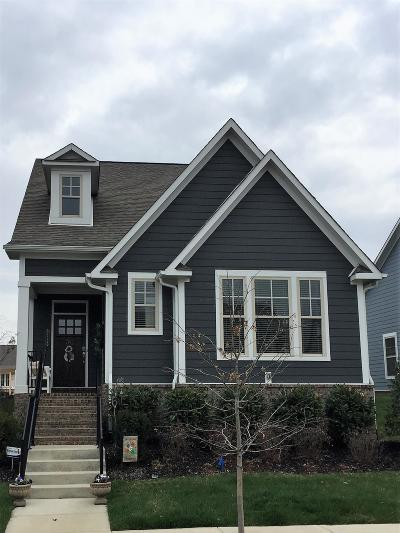 Spring Hill Single Family Home For Sale: 766 Ewell Farm Dr Lot 338