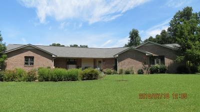 Houston County Single Family Home For Sale: 60 Sunset Loop