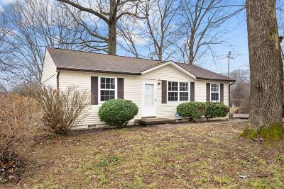Clarksville Single Family Home For Sale: 853 Lennox Road