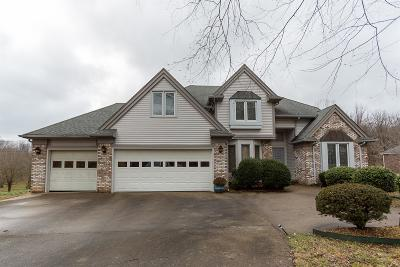Clarksville Single Family Home Under Contract - Showing: 730 Vaughan Road