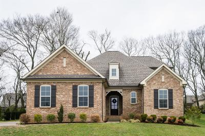 Spring Hill Single Family Home Under Contract - Showing: 3043 Everleigh Place