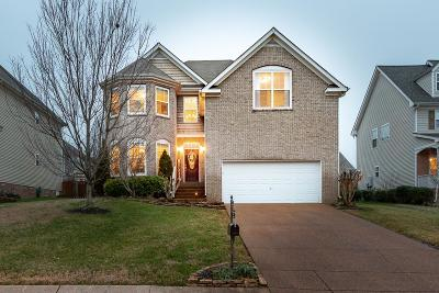 Spring Hill Single Family Home Under Contract - Showing: 3024 Romain Trl