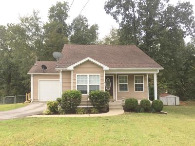 Christian County Single Family Home For Sale: 121 Lee Lane