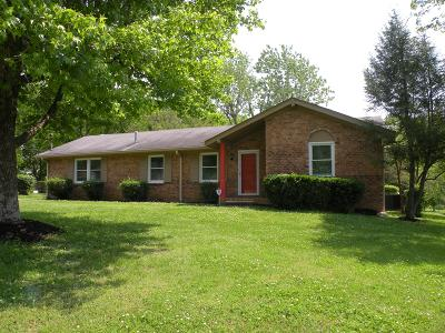 Hendersonville Single Family Home Under Contract - Not Showing: 256 Lakeside Park Dr