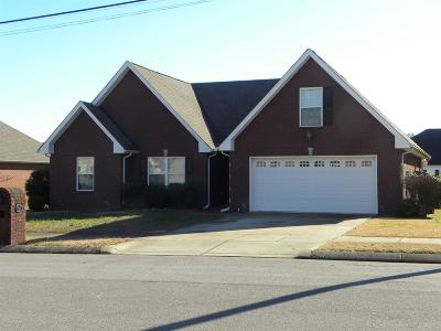 Gallatin Single Family Home For Sale: 1208 Bothwell Pl