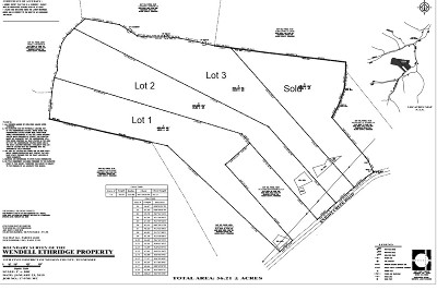 Wilson County Residential Lots & Land For Sale: 1 Knight Creek Rd