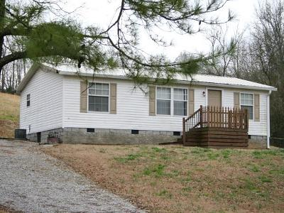 Marshall County Single Family Home For Sale: 1337 Webb Rd