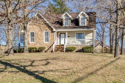 Mount Juliet Single Family Home Under Contract - Not Showing: 674 Noel Dr