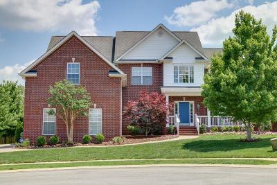 Gallatin Single Family Home For Sale: 813 Bauman Ct