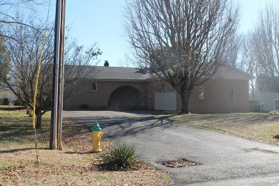 Christian County Single Family Home Under Contract - Not Showing: 1112 Black Oak Lane