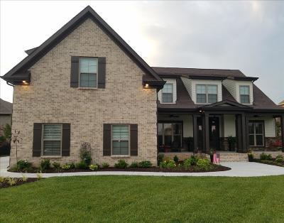 Murfreesboro Single Family Home For Sale: 629 Stone Mill Cir