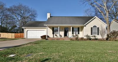 Single Family Home Under Contract - Not Showing: 1310 Sycamore Dr