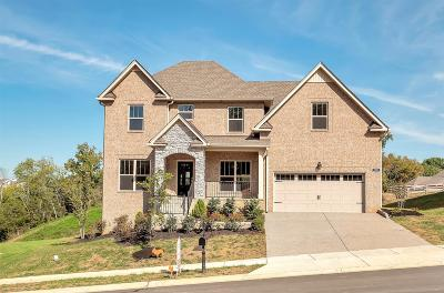 Nolensville Single Family Home Under Contract - Showing: 2213 Kirkwall Dr