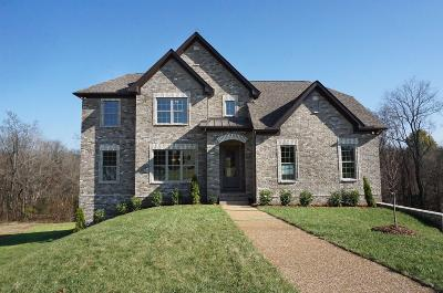 Hendersonville Single Family Home Under Contract - Not Showing: 1012 Atherton Ct Lot 27
