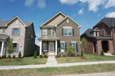 Gallatin Single Family Home For Sale: 1052 Paddock Park Lot 150