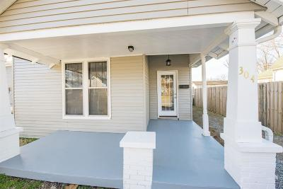 Murfreesboro Single Family Home Under Contract - Not Showing: 304 S Highland Ave