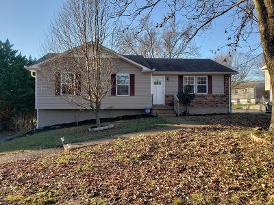 Mount Juliet Single Family Home Under Contract - Not Showing: 637 Meadowview Dr