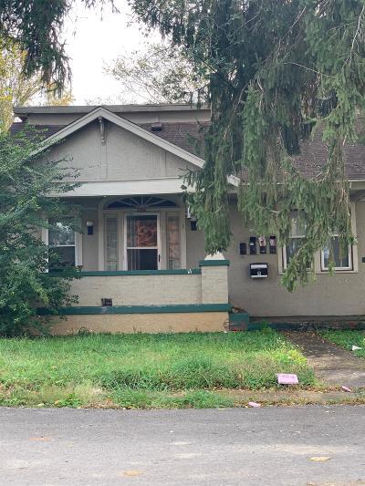 Murfreesboro Multi Family Home For Sale: 1208 Frisco St